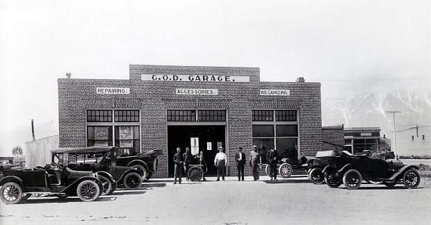 COD Garage